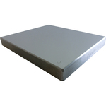 Brinell Hardness test blocks with DAkkS-Certificate (150x100mm)